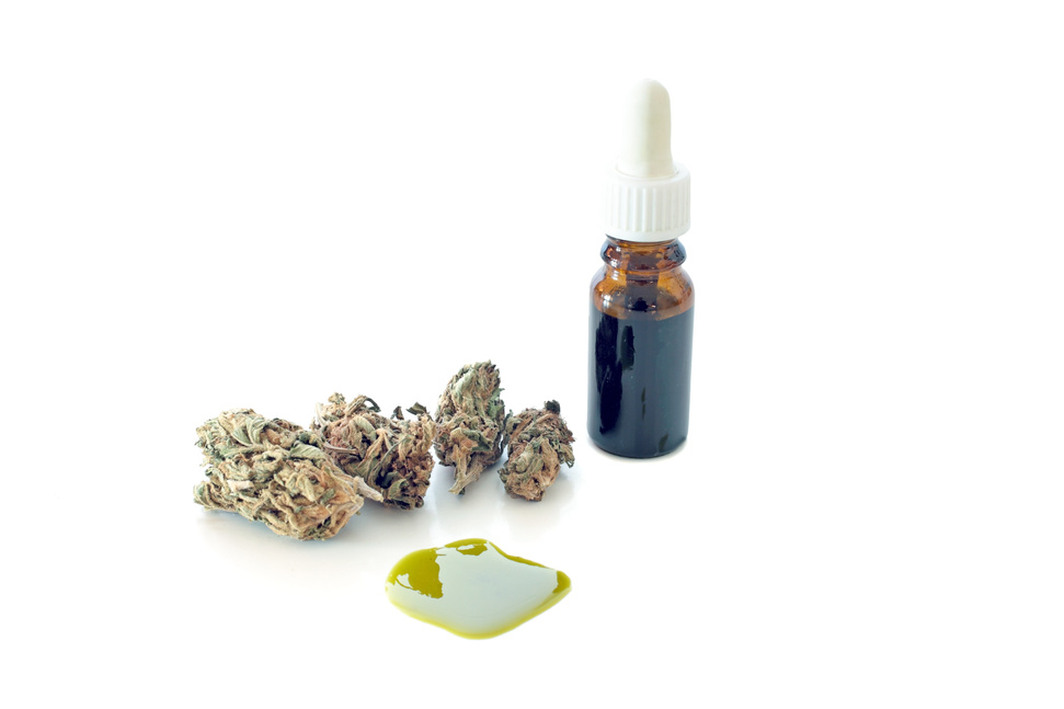 שמן קנאביס מהצומח לתרופת פלא תמצית הקנאביס הרפואי