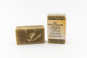סבון שמן ג'ינג'ר