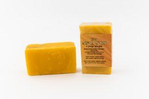 סבון שמן כורכום