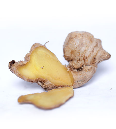 ג'ינג'ר והשפעתו על בחילות והקאות - שמן קנאביס ג'ינג'רול