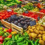 פירות וירקות - שמן קנאביס כח הריפוי של הפירות והירקות